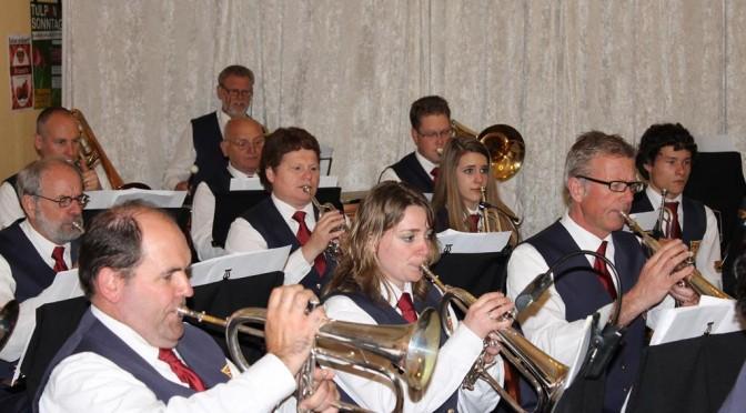 Voorjaarsconcert in Elten