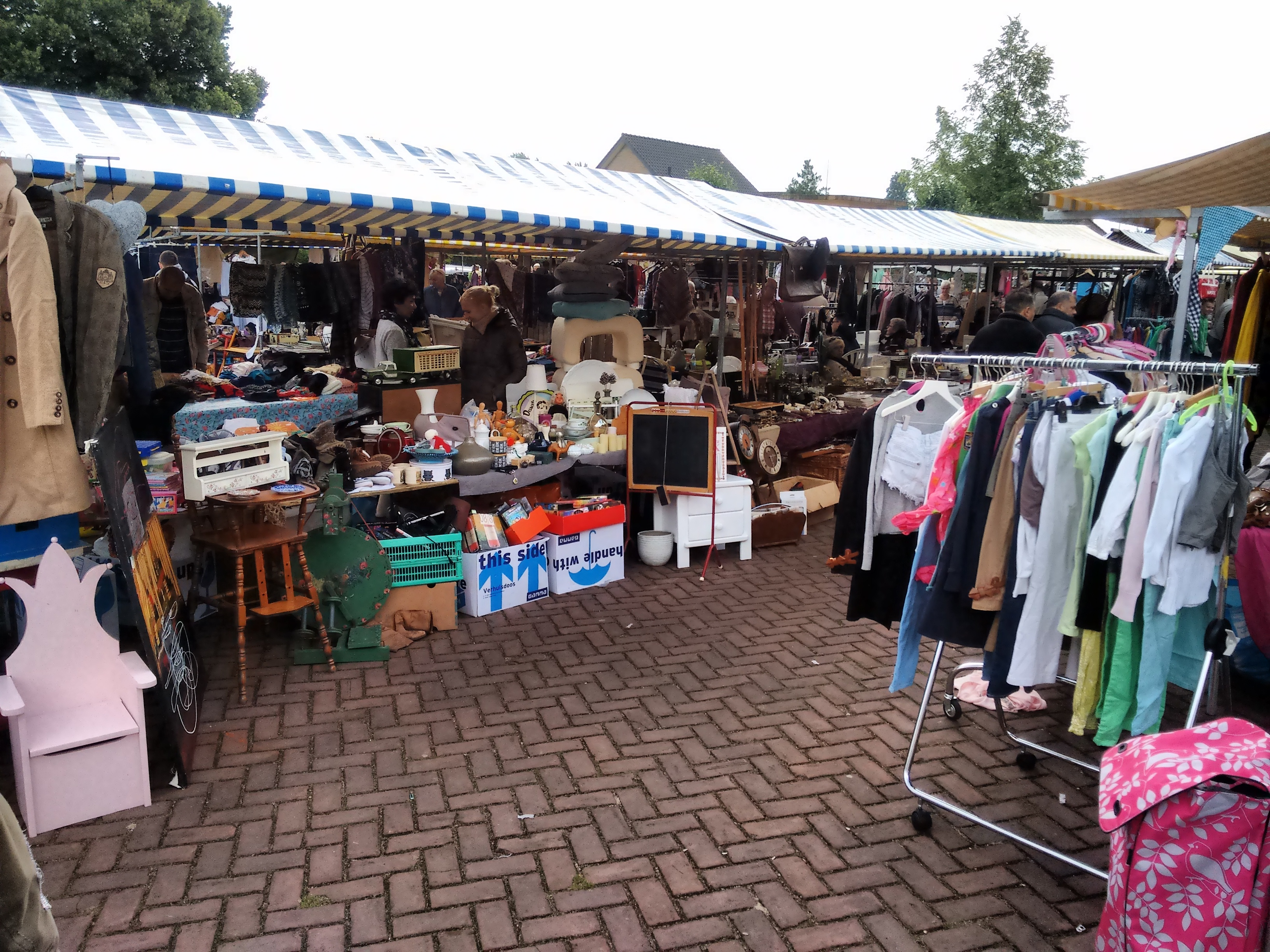 rommelmarkt 15 augustus 2015
